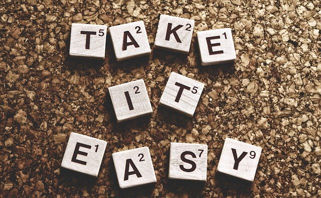 Take it easy - 5 dicas para formular um onbjetivo