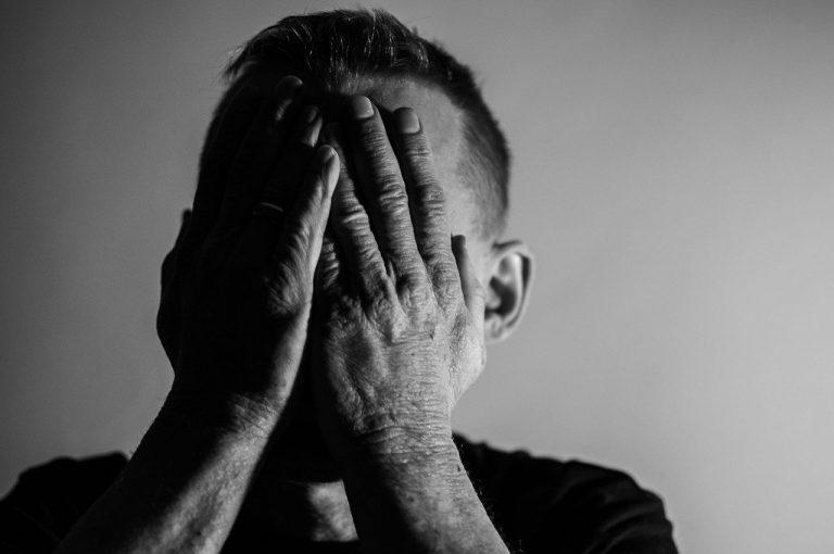 Culpa, raiva, depressão, frustração, medo