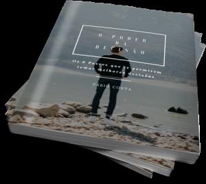 e-book - 6 passos para tomar melhores decisões