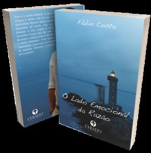 O lado emocional da razão - livro de Fábio Costa