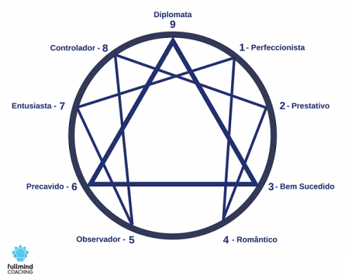 eneagrama-nove-tipos-personalidade-controlador-pacificador-romantico-observador-bem-sucedido-fabio-costa-coaching